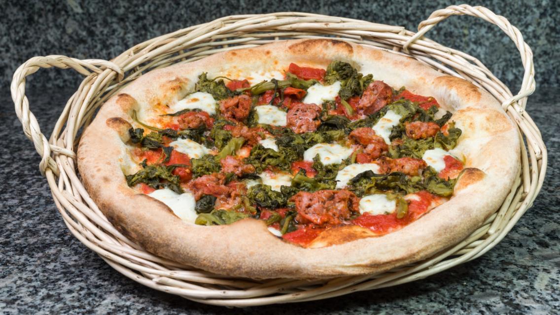 Pizzas - Notre Carte