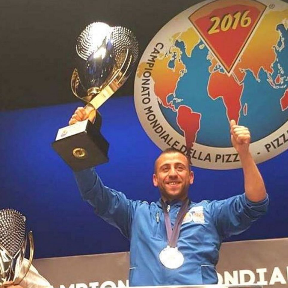 Le champion du monde