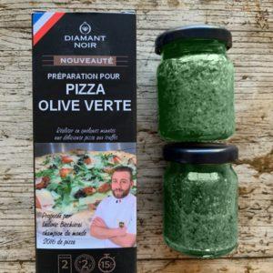 Préparations olive