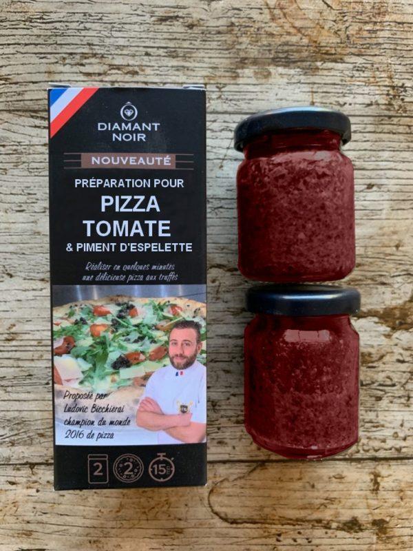 Préparations tomate